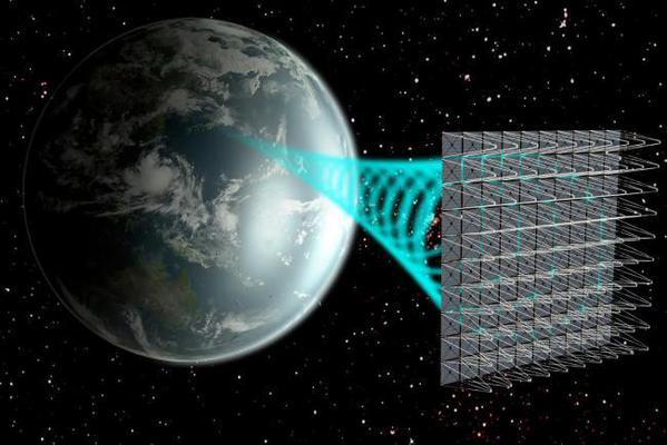 Energia Solare dallo Spazio - Solar Power from Space