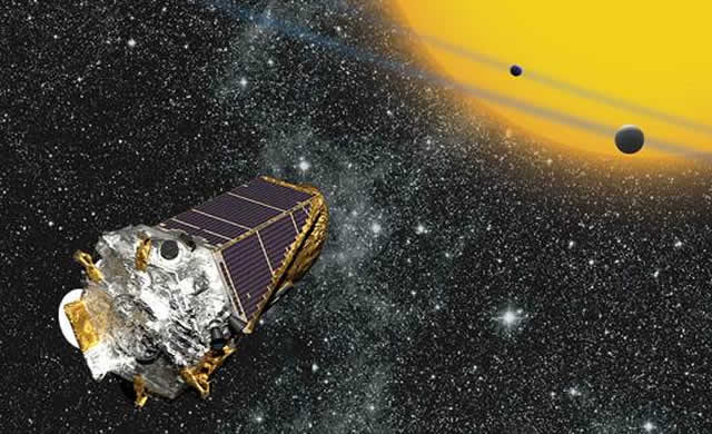 Nasa Kepler k2 mission