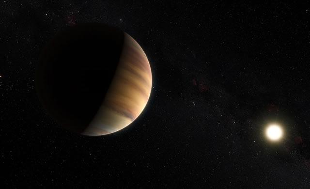 ESO: Il primo spettro in luce visibile di un esopianeta - First Exoplanet Visible Light Spectrum