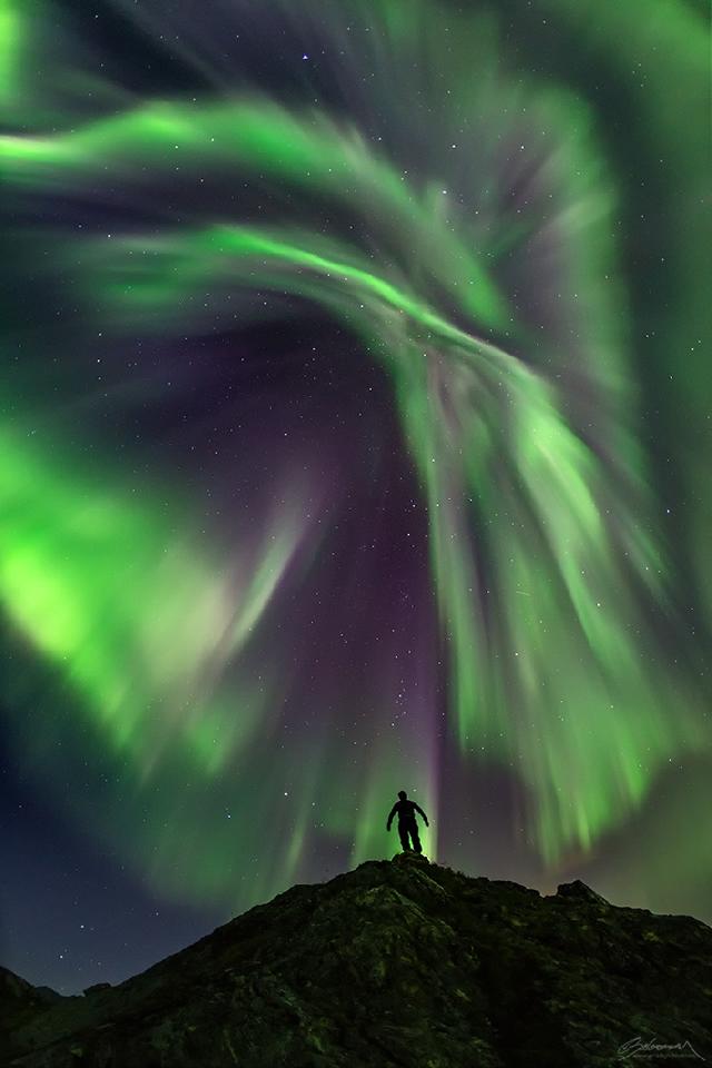 Extreme Auroras