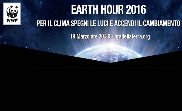 Ora della Terra 2016 - Earth Hour 2016