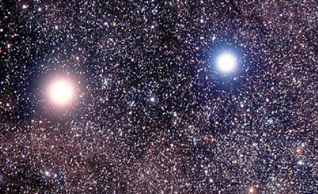 Alfa Centauri - Alpha Centauri