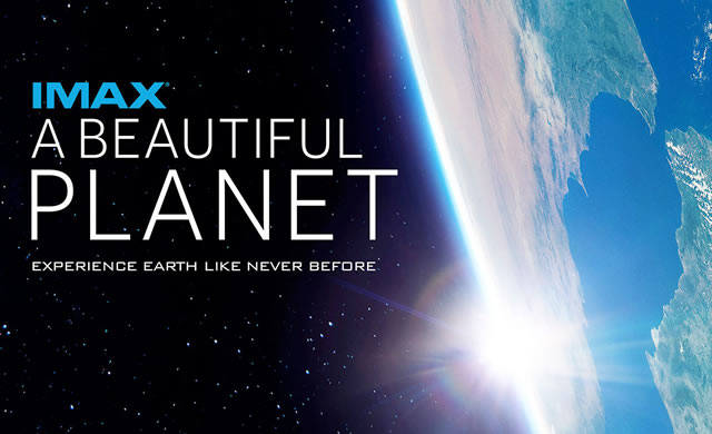 A Beautiful Planet IMAX®