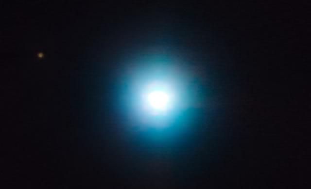 "ESO: Il VLT riprende un esopianeta esotico - VLT Snaps An Exotic Exoplanet ""First"""
