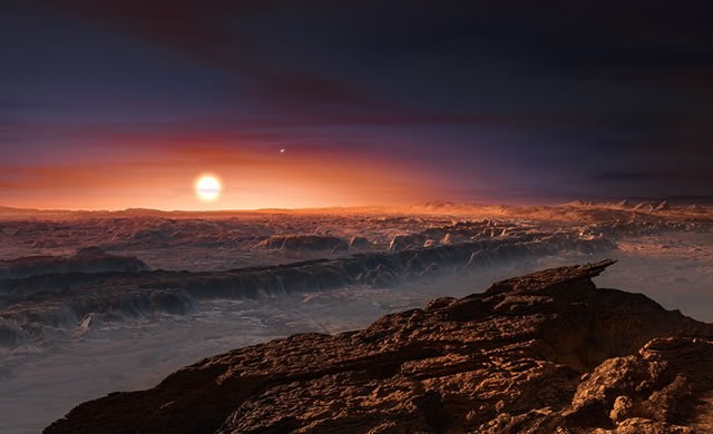 "Proxima Centauri: Scoperto Pianeta simile alla Terra, a ""soli"" 4 anni luce! - Planet Found in Habitable Zone Around Nearest Star"