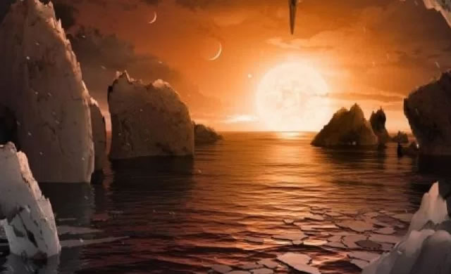 TRAPPIST-1 - Credits: NASA / JPL / Caltech