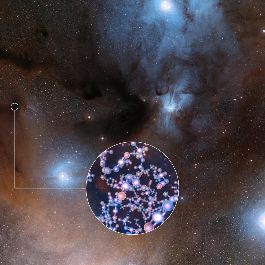 Trovati ingredienti della vita intorno a stelle neonate, simili al Sole - ALMA Finds Ingredient of Life Around Infant Sun-like Stars